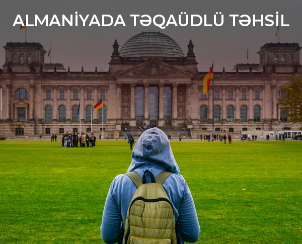 Almaniyada Təqaüdlü Təhsil