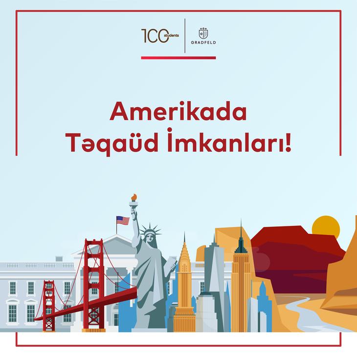 Amerikada Təqaüdlə Təhsil