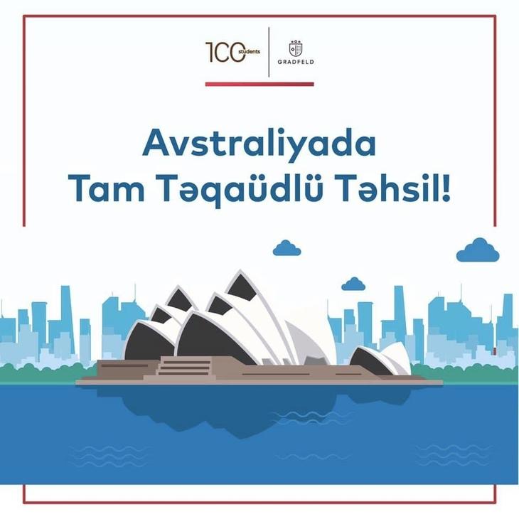 Avstraliyada Təqaüdlü Təhsil