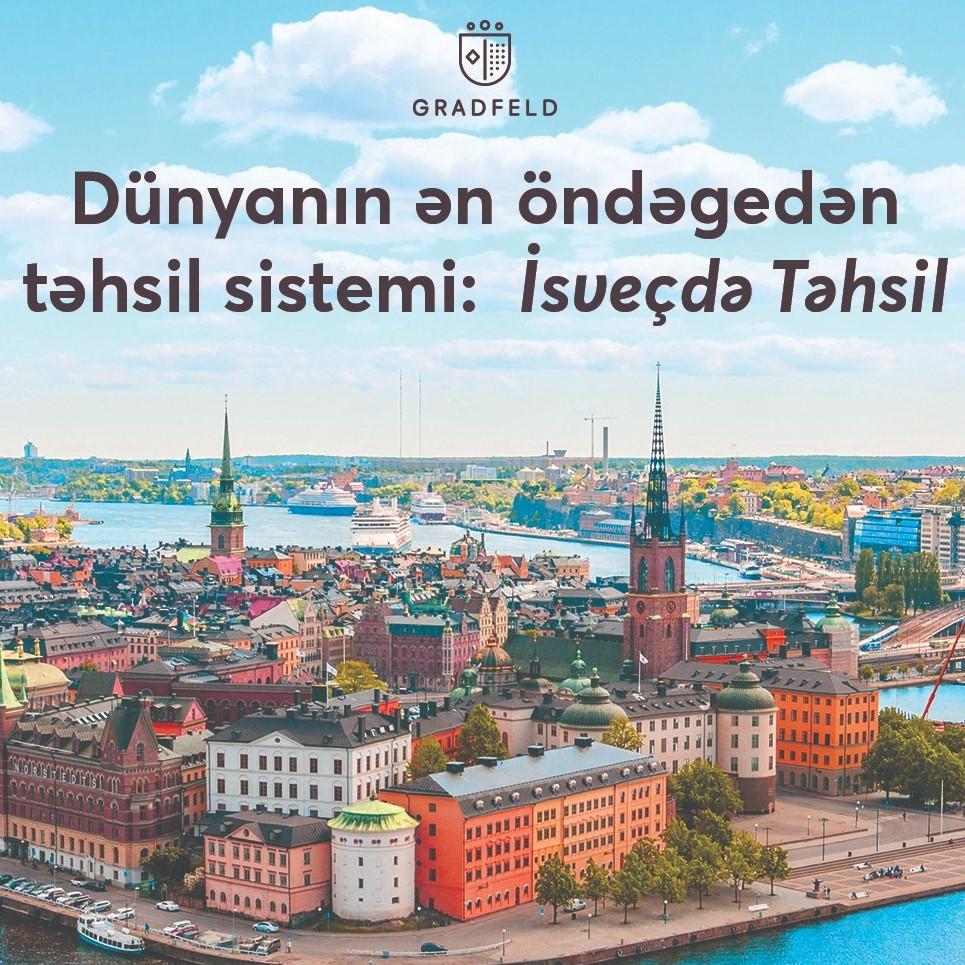 İsveçdə təhsil