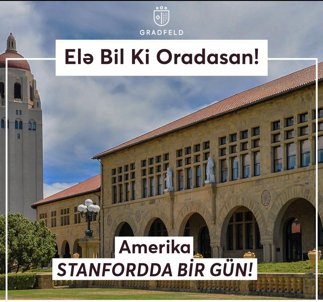 Stanfordda Bir Gün!