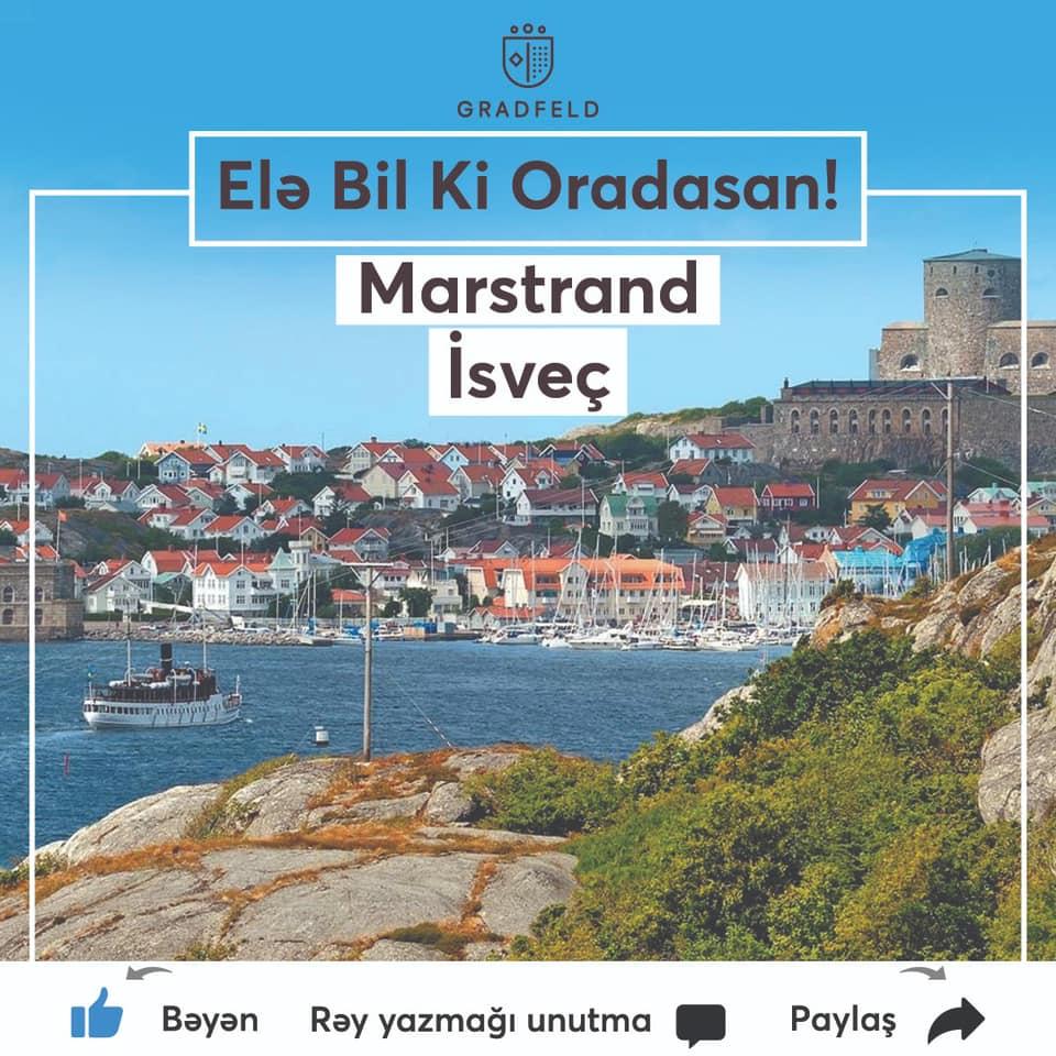 Ele bilki ordasan İsvec Marstrand